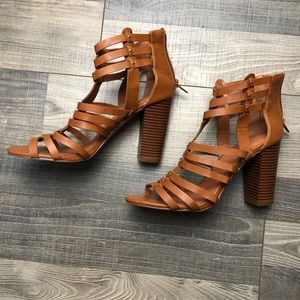 Charlotte Russe, size 8, high heels